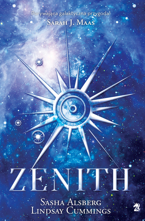 okładka Zenithebook | epub, mobi | Sasha Alsberg, Lindsay Cummings