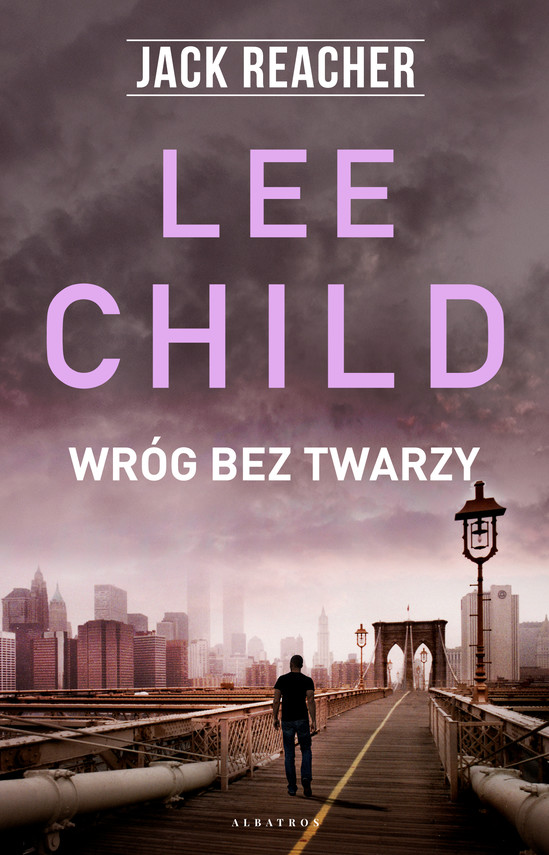 okładka WRÓG BEZ TWARZYebook | epub, mobi | Lee Child