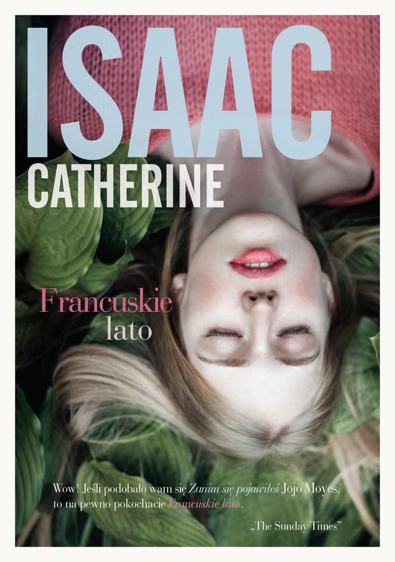 okładka Francuskie latoebook | epub, mobi | Isaac Catherine