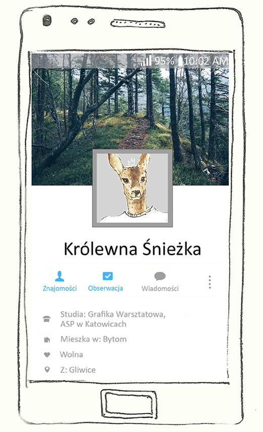 okładka Królewna Śnieżkaebook | pdf | Magdalena  Śliwińska