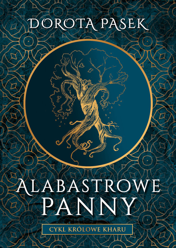okładka Alabastrowe pannyebook | epub, mobi | Dorota Pasek