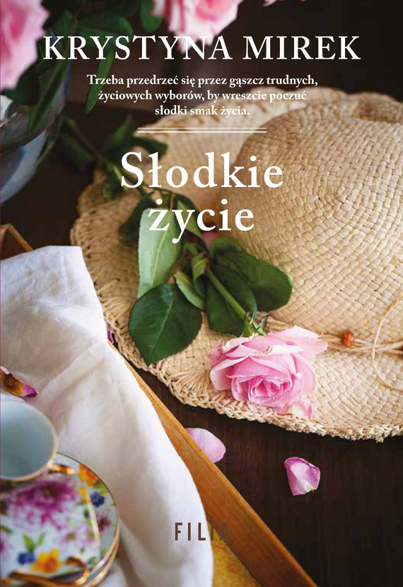 okładka Słodkie życieebook | epub, mobi | Krystyna Mirek