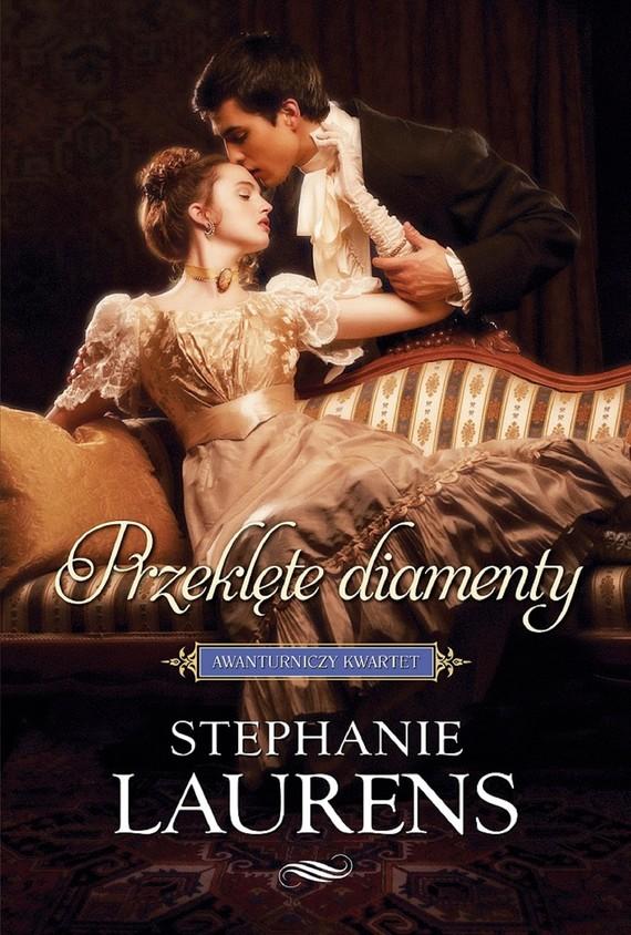 okładka Przeklęte diamentyebook | epub, mobi | Stephanie  Laurens
