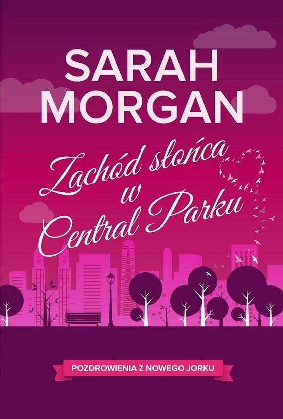 okładka Zachód słońca w Central Parkuebook   epub, mobi   Sarah Morgan