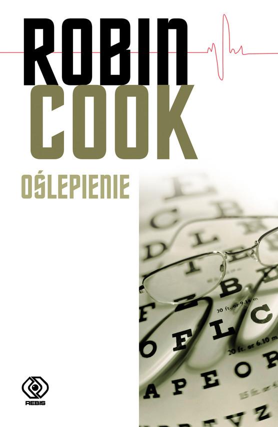 okładka Oślepienie, Ebook | Robin Cook