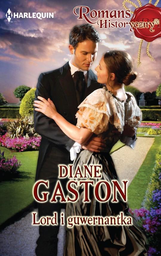 okładka Lord i guwernantka, Ebook | Diane Gaston