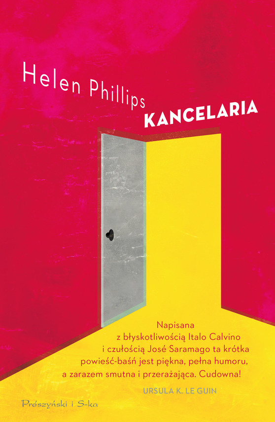 okładka Kancelaria, Ebook   Helen Phillips