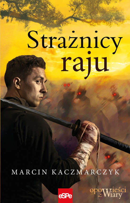 okładka Strażnicy raju, Ebook | Marcin Kaczmarczyk