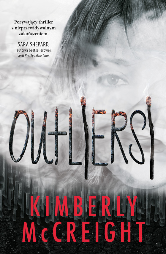 okładka Outliersi, Ebook   Kimberly McCreight