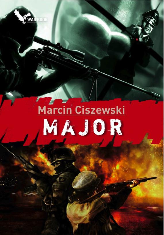 okładka Major, Ebook   Marcin Ciszewski