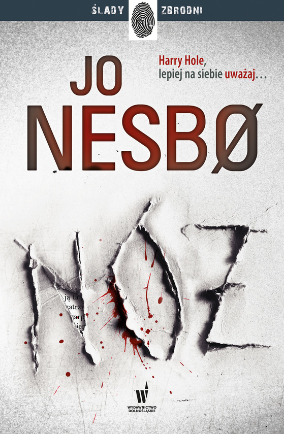 okładka Harry Hole (#12). Nóż, Ebook | Jo Nesbø