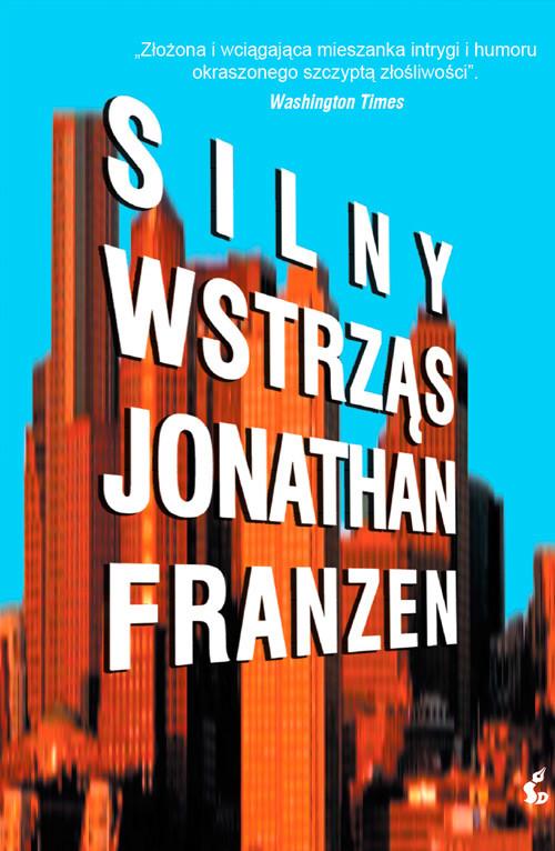 okładka Silny wstrząs, Ebook | Jonathan Franzen