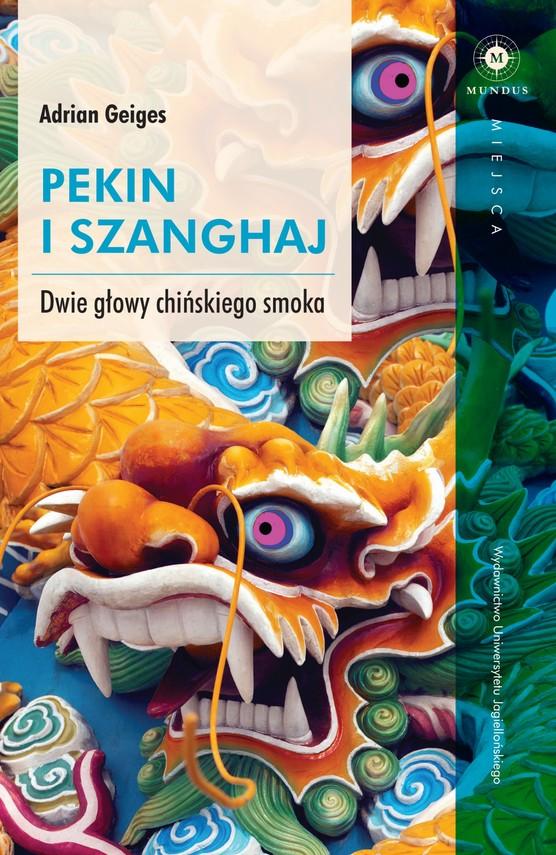 okładka Pekin i Szanghaj, Ebook | Geiges Adrian