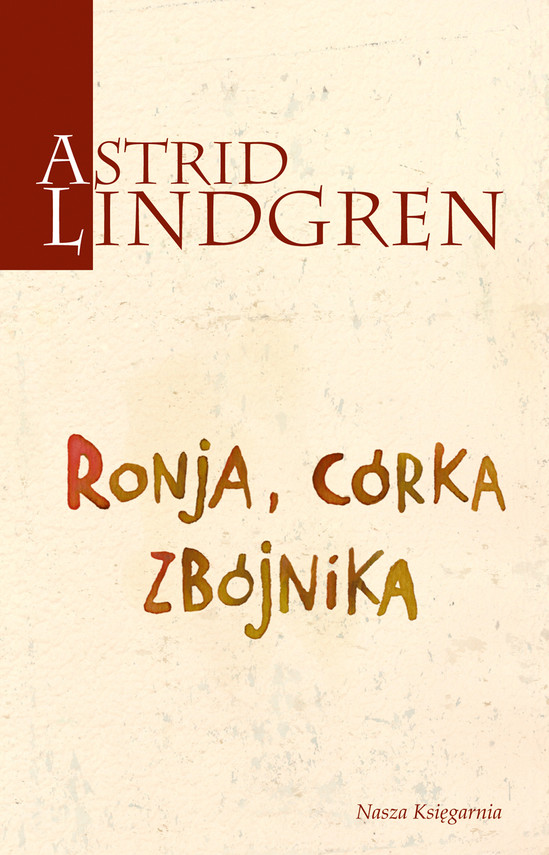 okładka Ronja, córka zbójnika, Ebook | Astrid Lindgren