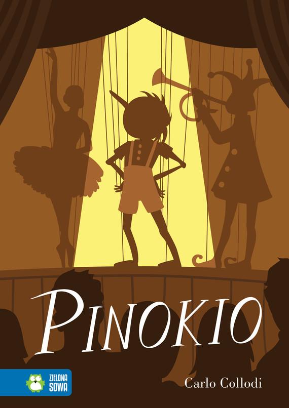okładka Pinokioebook   epub, mobi   Carlo Collodi
