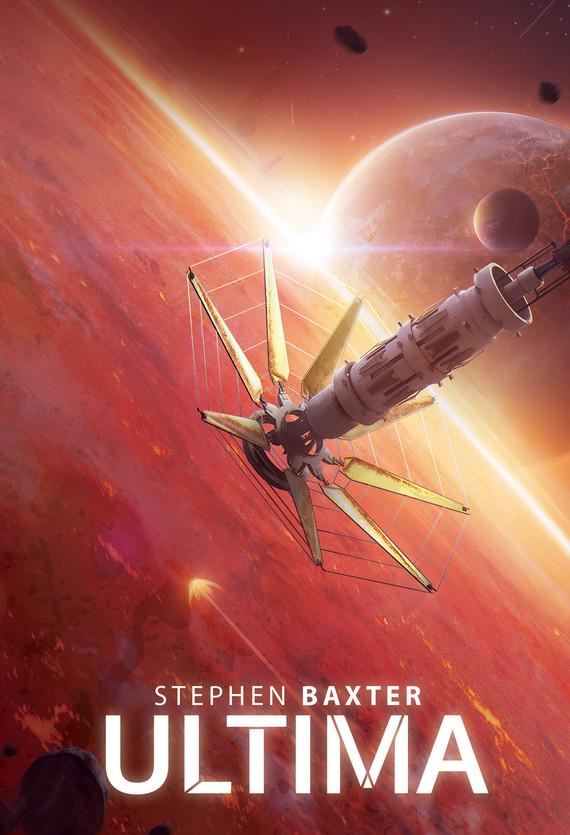 okładka Ultima, Ebook   Stephen Baxter