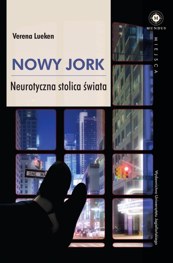 okładka Nowy Jorkebook | epub, mobi | Lueken Verena