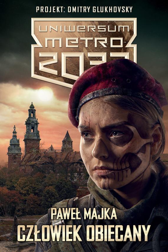 okładka Człowiek obiecany, Ebook   Paweł Majka