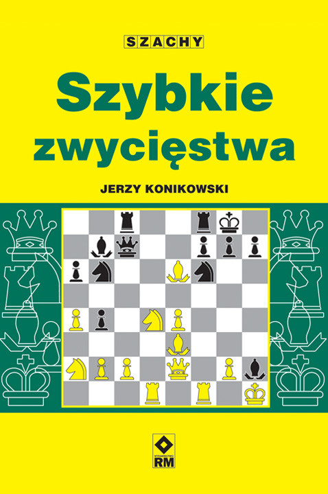 okładka Szybkie zwycięstwaebook | epub, mobi | Jerzy Konikowski