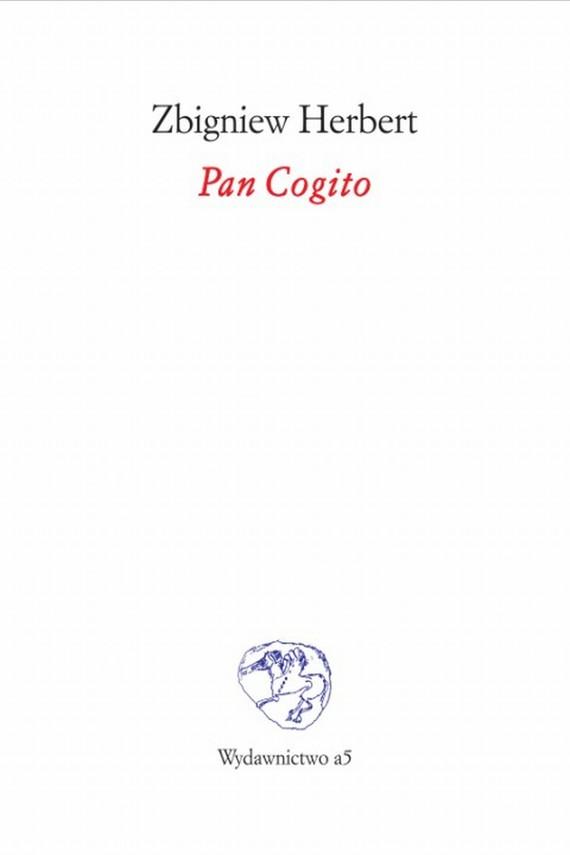 okładka Pan Cogitoebook | epub, mobi | Zbigniew Herbert