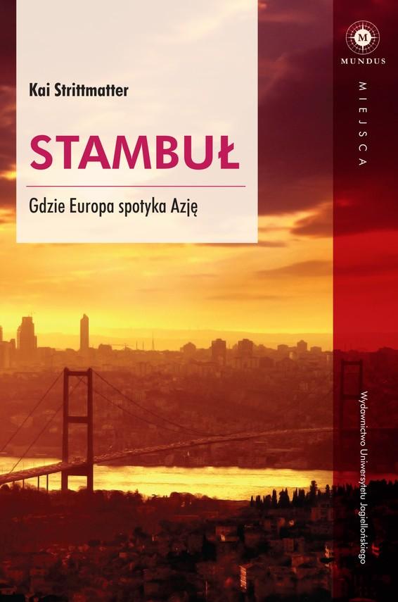 okładka Stambuł, Ebook | Strittmatter Kai