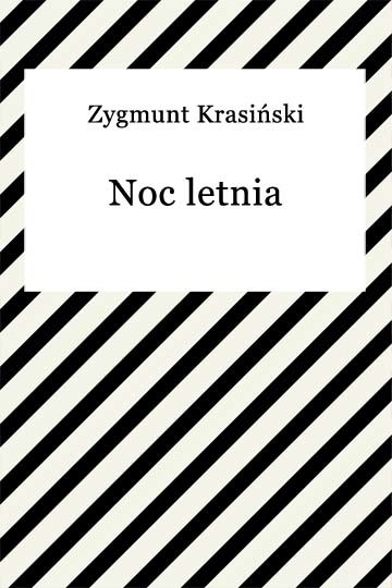 okładka Noc letniaebook   epub, mobi   Zygmunt Krasiński