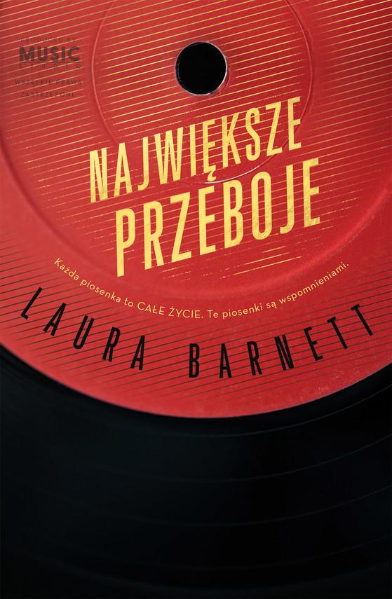 okładka Największe przeboje, Ebook | Laura Barnett