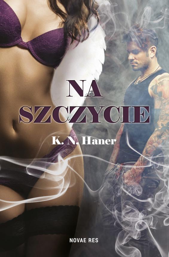 okładka Na szczycie, Ebook | K.N.  Haner