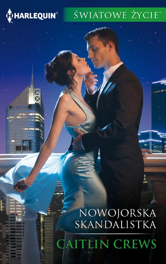 okładka Nowojorska skandalistka, Ebook | Caitlin Crews