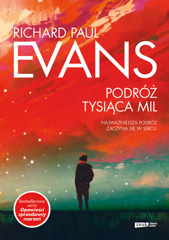 okładka Podróż tysiąca milebook | epub, mobi | Richard Paul Evans