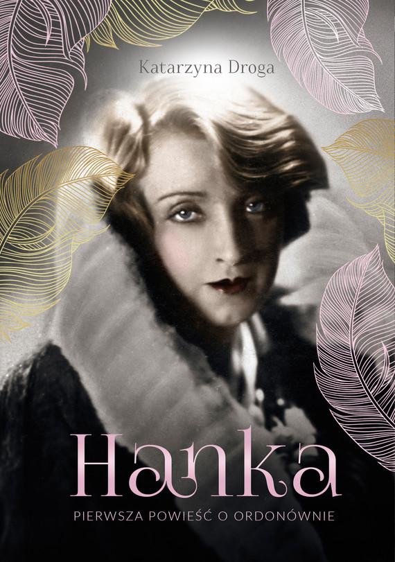okładka Hankaebook | epub, mobi | Katarzyna Droga