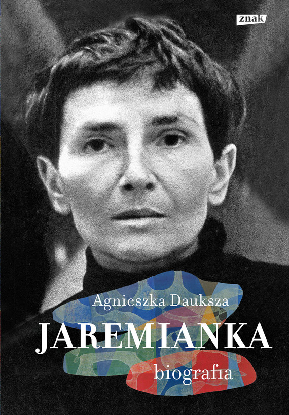 okładka Jaremiankaebook | epub, mobi | Agnieszka Dauksza