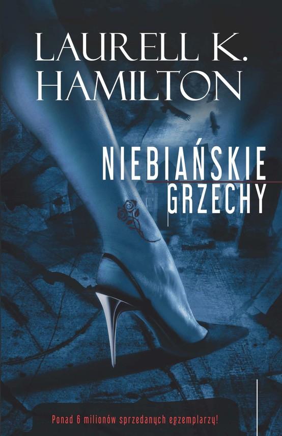 okładka Niebiańskie Grzechy, Ebook | Laurell K. Hamilton