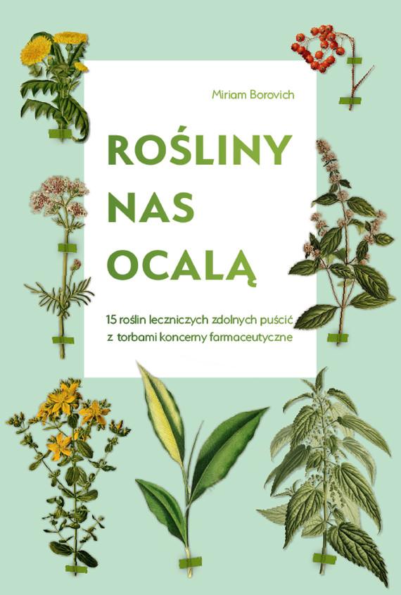 okładka Rośliny nas ocalą, Ebook   Miriam Borovich