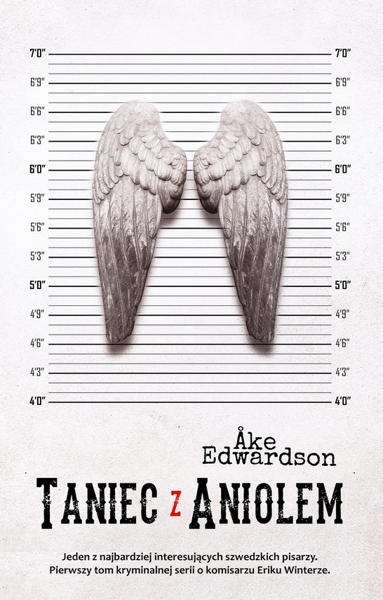okładka Erik Winter (#1). Taniec z aniołem, Ebook | Åke Edwardson