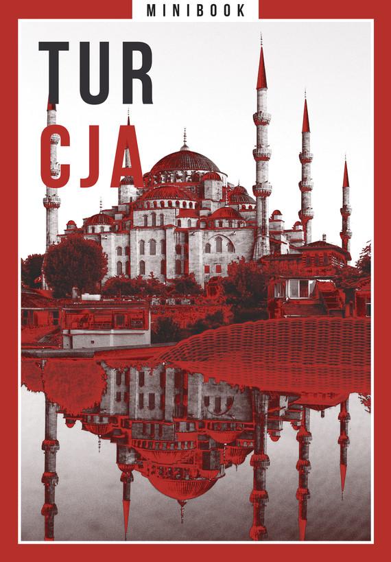 okładka Turcja. Minibookebook   epub, mobi   autor zbiorowy