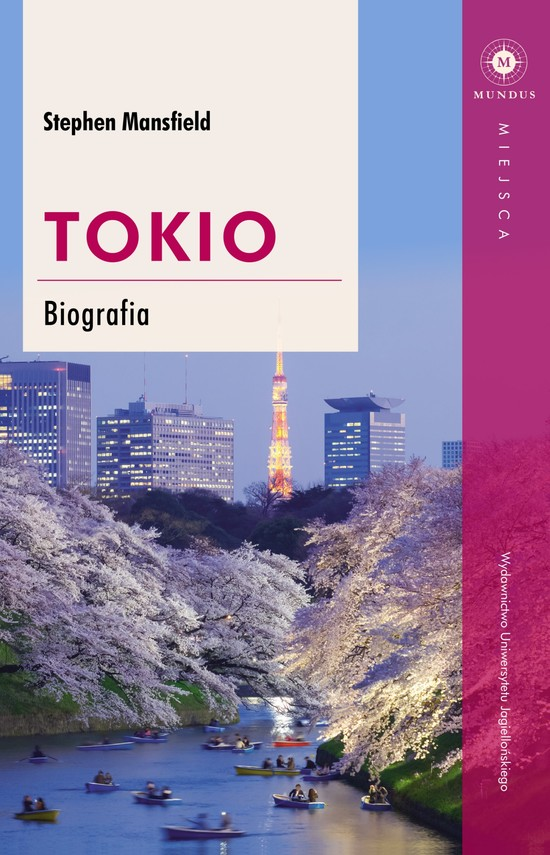 okładka Tokio., Ebook | Mansfield Stephen