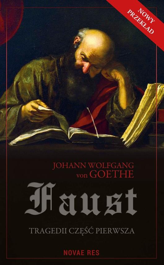 okładka Faust. Tragedii część pierwsza, Ebook | Johann Wolfgang von Goethe