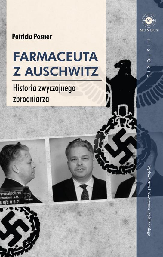 okładka Farmaceuta z Auschwitzebook | epub, mobi | Posner Patricia
