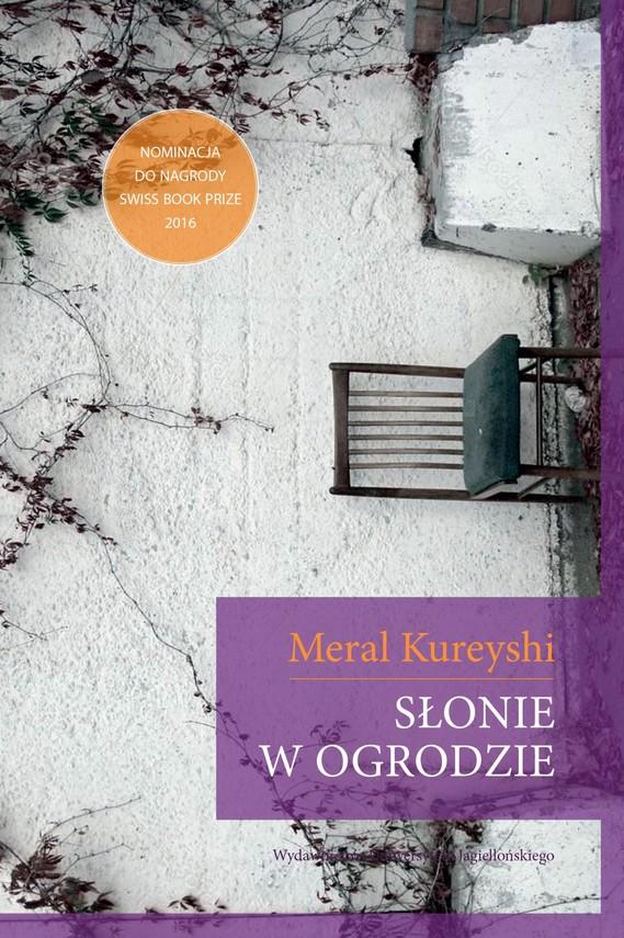 okładka Słonie w ogrodzie, Ebook | Kureyshi Meral