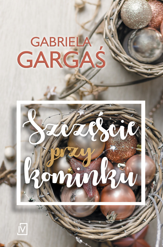 okładka Szczęście przy kominku, Ebook | Gabriela Gargaś