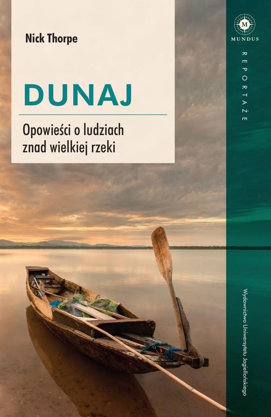 okładka Dunaj, Ebook | Thorpe Nick