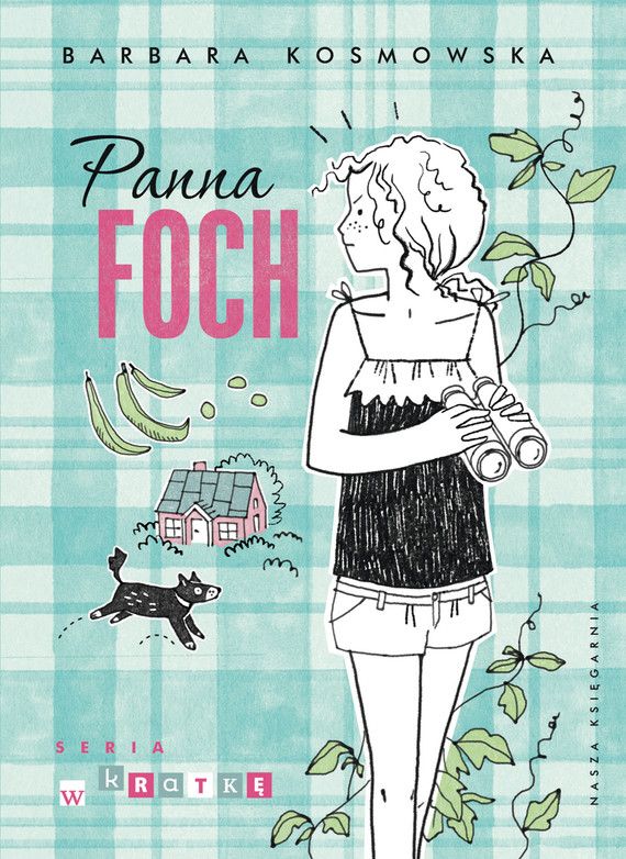 okładka Panna Foch, Ebook | Barbara Kosmowska