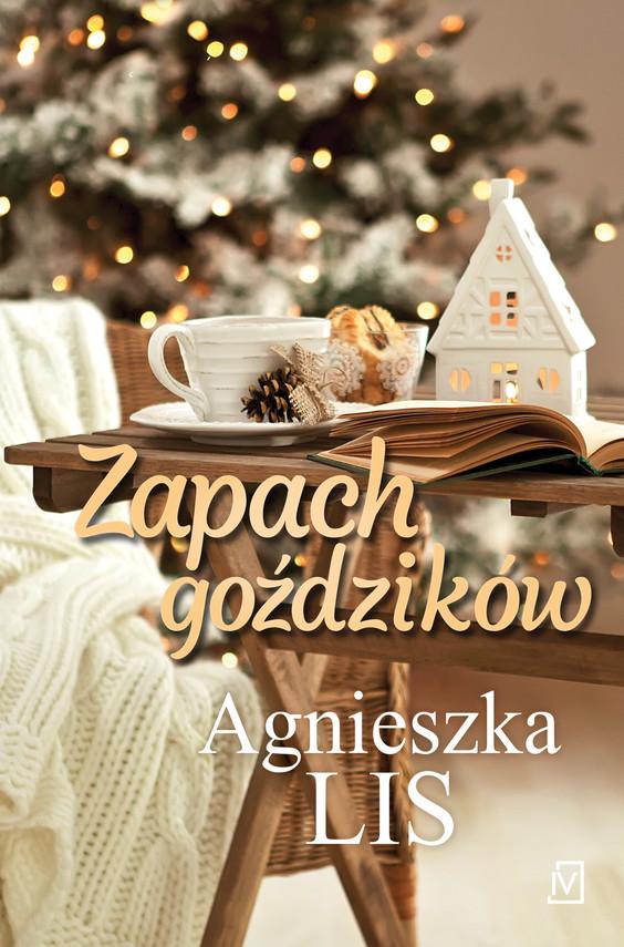 okładka Zapach goździków, Ebook   Agnieszka Lis