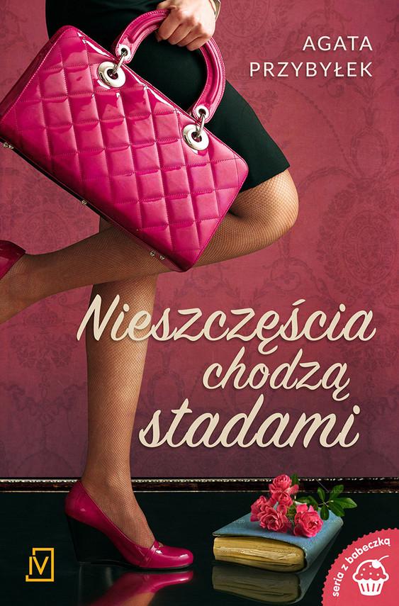okładka Nieszczęścia chodzą stadami, Ebook | Agata Przybyłek
