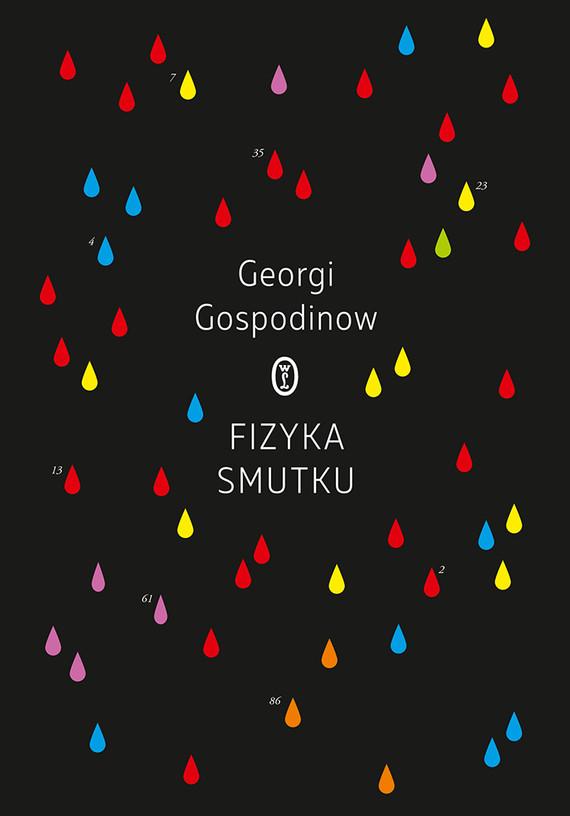 okładka Fizyka smutkuebook | epub, mobi | Georgi Gospodinow