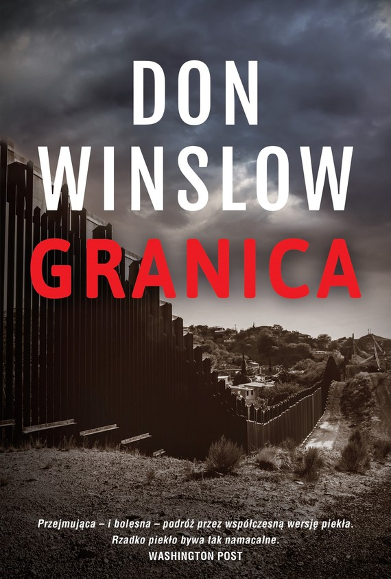 okładka Granica, Ebook | Don Winslow