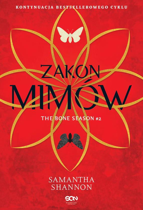 okładka Czas Żniw. Tom 2. Zakon Mimów, Ebook | Samantha Shannon