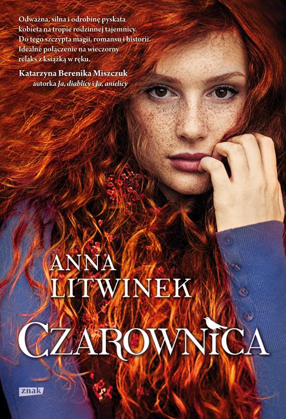okładka Czarownicaebook | epub, mobi | Anna Litwinek