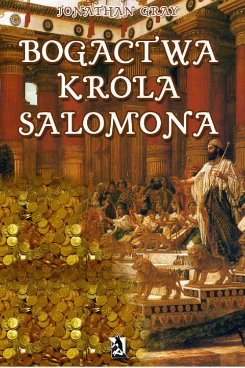 okładka Bogactwa króla Salomona, Ebook | Jonathan Gray